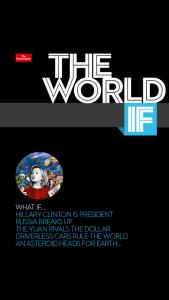 If the world The Economist